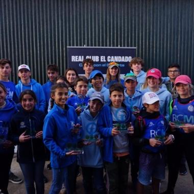 Más de 100 regatistas en la IV Copa provincial de Optimist y Láser como clase invitada