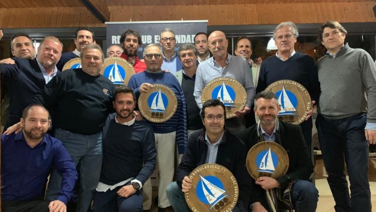 Trofeo Regularidad de Crucerosdel Real Club el Candado 2019