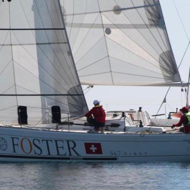 Campeonato de Andalucía para Cruceros ORC A2